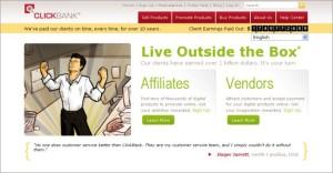 elegir los productos de clickbank