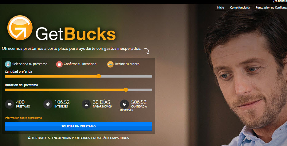 getbucks españa